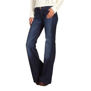 7FAMK • DOJO WIDE LEG Trouser jeans